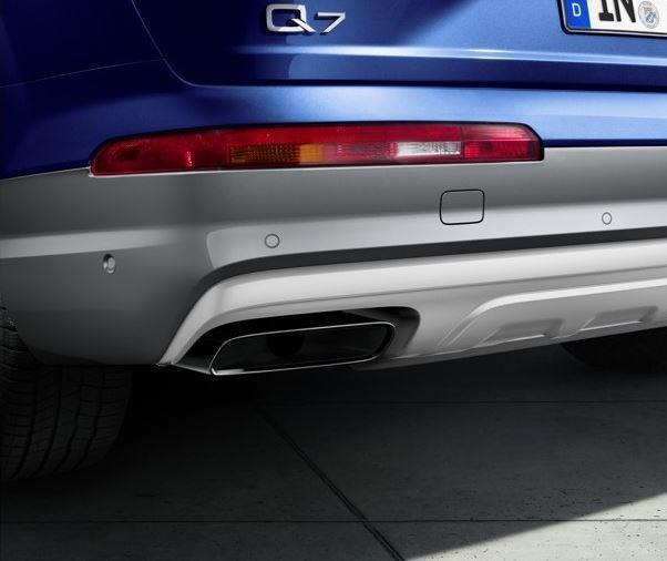 2018 Audi Q7 Genuine Accessories